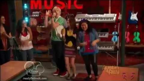 Austin & Ally - Successes & Setbacks ''The Way That You Do'' HD