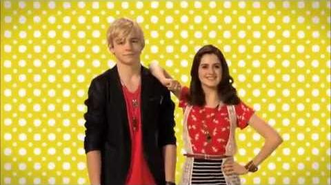 Austin & Ally - Theme Song - Without You (Official Music Video)