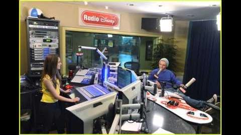 Ross Lynch and Laura Marano FULL Radio Disney Takeover