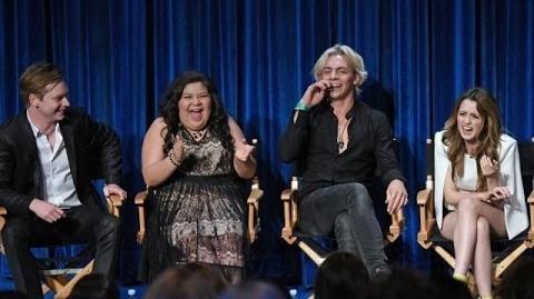 PaleyLive An Evening with the Cast and Creators of Austin And Ally