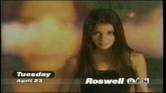 Roswell Returns UPN Promo TV Commercial