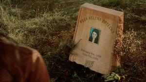 Rosa's grave s01e13