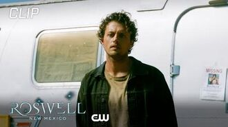 Roswell, New Mexico Season 2 Episode 2 Michael And Maria Have A Talk Scene The CW