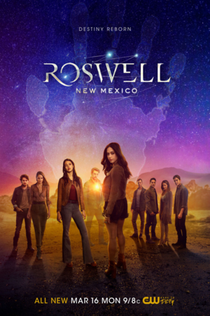 Roswell New Mexico Season 2 Official Poster