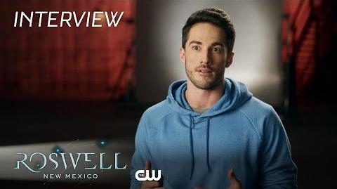 Roswell, New Mexico Michael Trevino On Kyle Valenti The CW