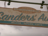 Sanders' Auto