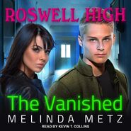 The Vanished 2019 audiobook cover