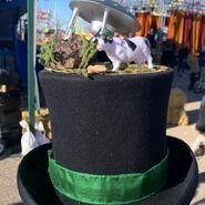 RNM 2.12 BTS Graham Green's hat