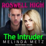 The Intruder 2019 audiobook cover