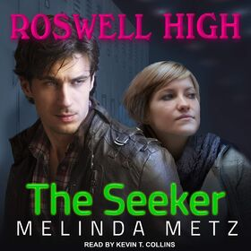 The Seeker 2019 audiobook cover