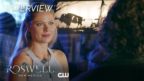 Roswell, New Mexico Lily Cowles On Isobel Evans-Bracken The CW