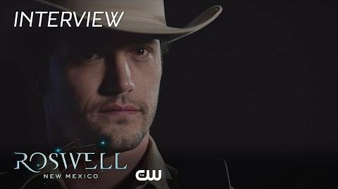 Roswell, New Mexico Nathan Dean Parsons On Max Evans The CW