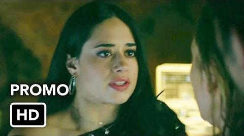 "Roswell, New Mexico 1x10 Promo ""I Don't Want to Miss a Thing"""