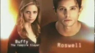 Buffy the Vampire Slayer & Roswell returns now on UPN
