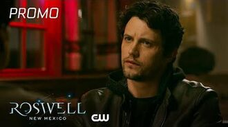 Roswell, New Mexico Season 2 Episode 9 The Diner Promo The CW