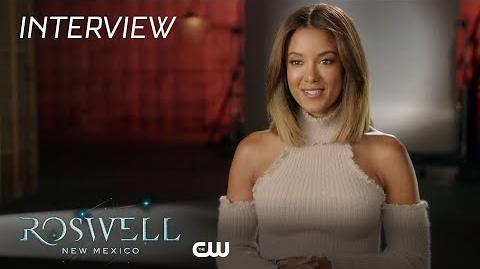 Roswell, New Mexico Heather Hemmens On Maria DeLuca The CW