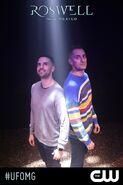 Rick Montano & Vincent Ingrao UFOMG