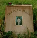 Rosa's headstone