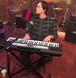 RNM 2.13 BTS Tyler Blackburn keyboard