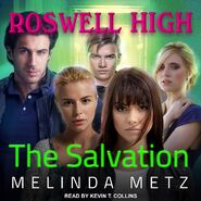 The Salvation 2019 audiobook cover