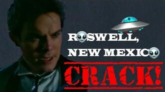 Roswell, New Mexico Crack! 👽