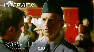 Roswell, New Mexico - Trevor St. John On Master Sergeant Manes - The CW