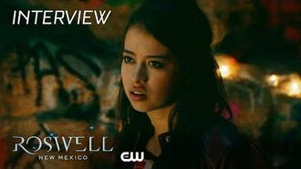 Roswell, New Mexico Amber Midthunder - Interview The CW