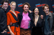 RNM Cast at NYCC 2019