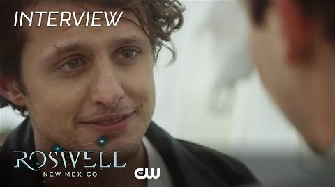 Roswell, New Mexico Michael Vlamis On Michael Guerin The CW
