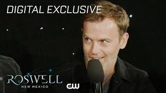 Roswell, New Mexico - Trevor St John - Character Contradiction