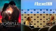 Roswell, New Mexico (2019) Q&A w Showrunner Carina Adly MacKenzie