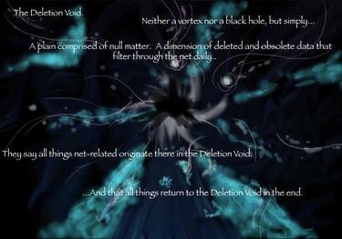 Deletion-void