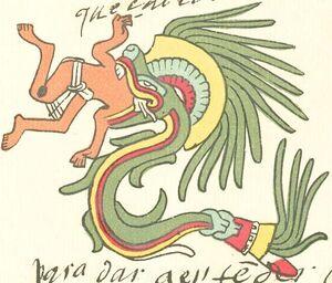 Quetzalcoatl telleriano