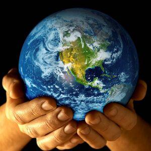 World in hands1