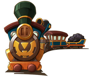 Lozst-spirit-train