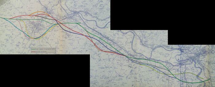 RCEA Section Dompierre - Digoin 1975 - 1b