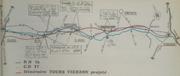 A85 Tours - Vierzon 1977