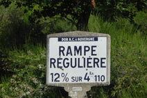 Puy de Dôme Le Péage