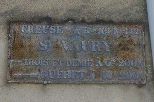 23 Saint-Vaury ex-N142