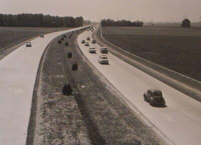 A6 1962 Le Coudray-Montceaux
