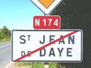 RN174 - Saint-Jean-de-Daye