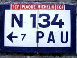 Route nationale française 134