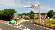 RN175 - Pont-l'Evêque