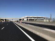 A9 KM99,400 et Gare Montpellier TGV