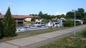Aire de Port Lauragais sur A61 (1)
