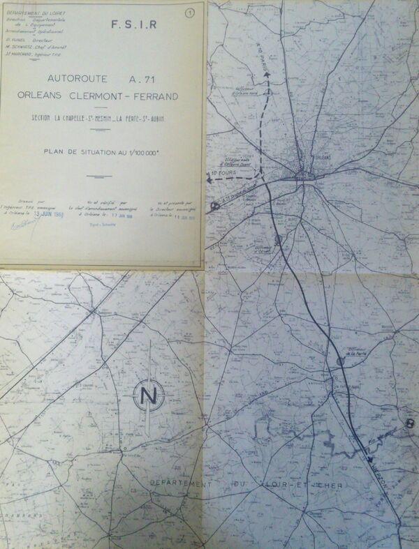 Plan 1968 A71