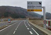 A404 à la sortie 9