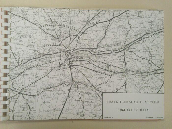 A85 1975 Traversé de Tours