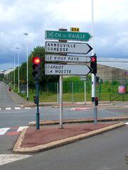 D84 (95) - Garges-lès-Gonesse