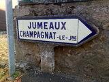 Carte de localisation des Panneaux Michelin du Puy-de-Dôme (63)